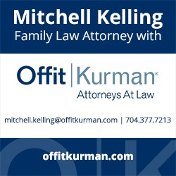 Mitchell Kelling Family Law Attorney with Offit Kurman, P.A.